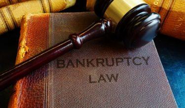 Dismissal of Bankruptcy